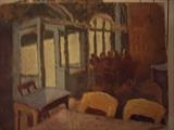 Chiswick pub by Paul Williams, Painting